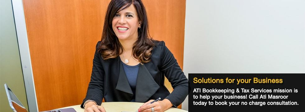 ATI Bookkeeping in Vancouver